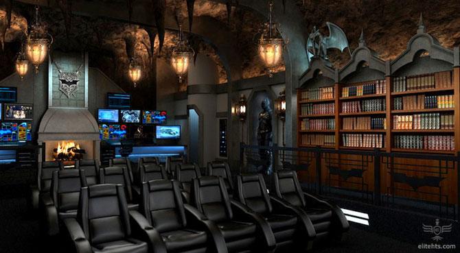 Cinema acasa la cel mai mare fan Batman! - Poza 2