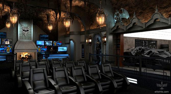 Cinema acasa la cel mai mare fan Batman! - Poza 3