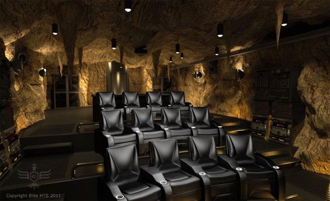 Cinema acasa la cel mai mare fan Batman! - Poza 5