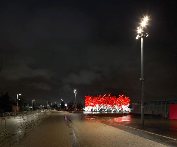 Calatorie in spatiul sonor al JO Londra 2012 - Poza 7
