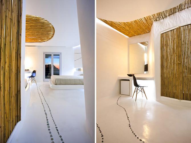 Vara greceasca in alb, amenajata de Klab Architecture - Poza 2
