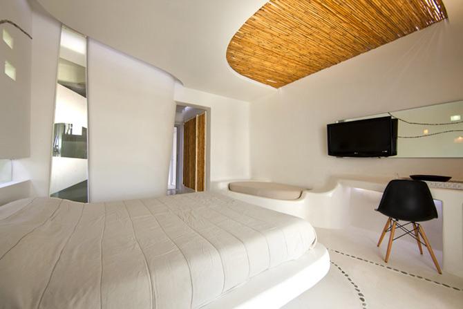 Vara greceasca in alb, amenajata de Klab Architecture - Poza 3