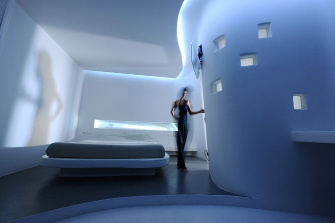 Cocoon Suites Klab Architecture