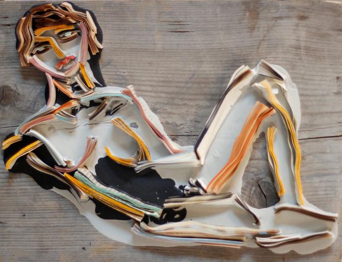 Portrete reciclate de Nick Georgiou - Poza 7