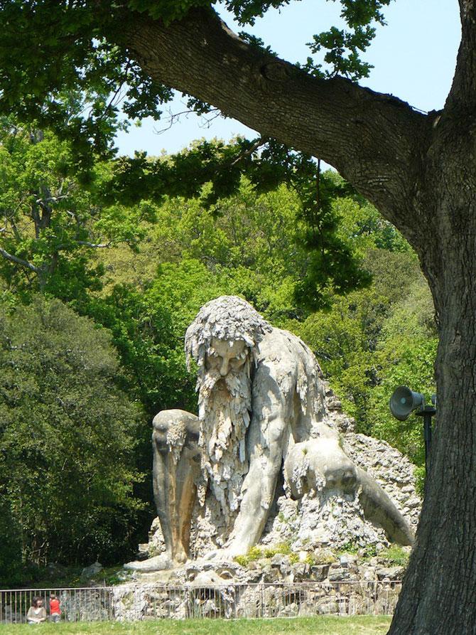 Titanul batran de 6 secole din Florenta - Poza 2
