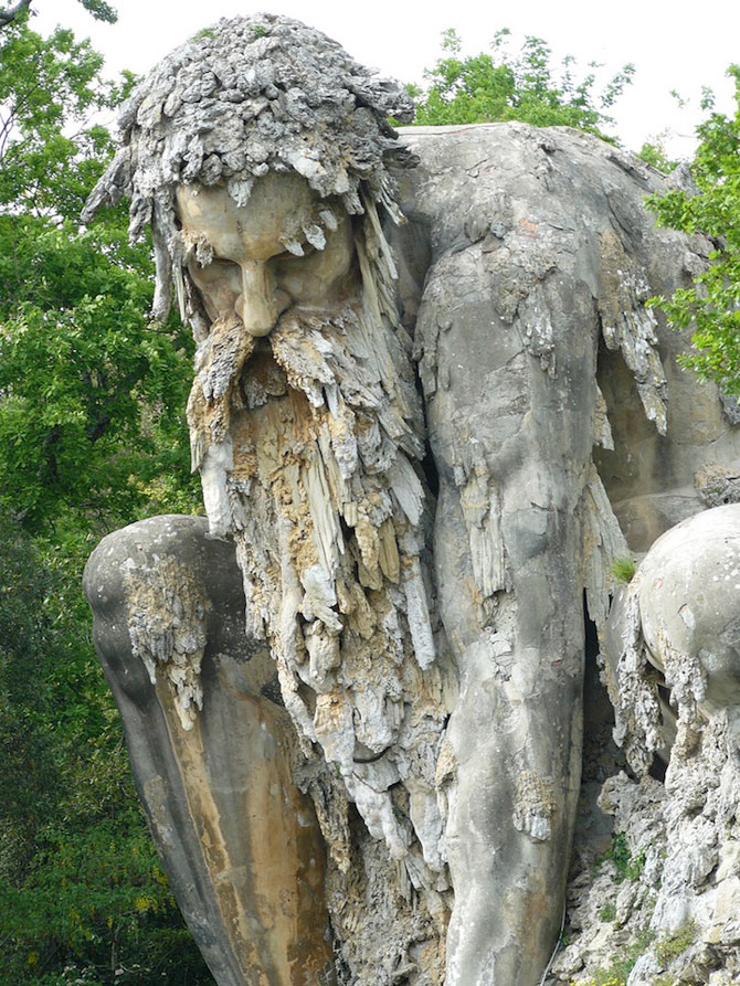 Titanul batran de 6 secole din Florenta - Poza 3