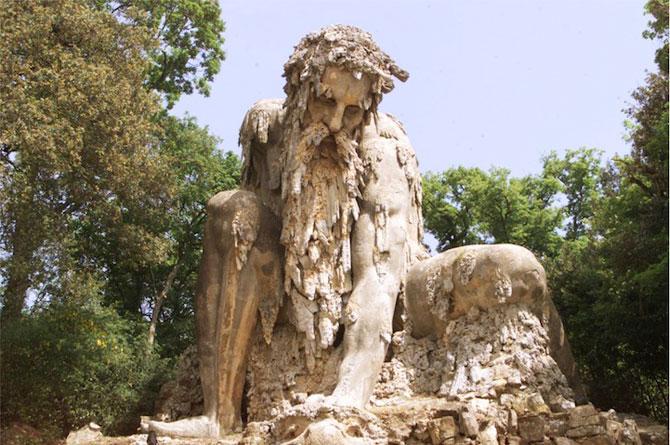 Titanul batran de 6 secole din Florenta - Poza 4