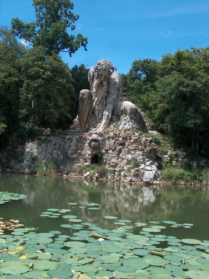 Titanul batran de 6 secole din Florenta - Poza 6