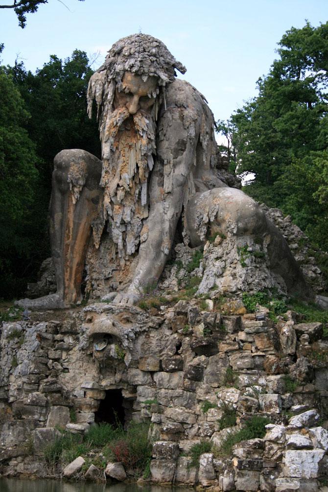 Titanul batran de 6 secole din Florenta - Poza 7