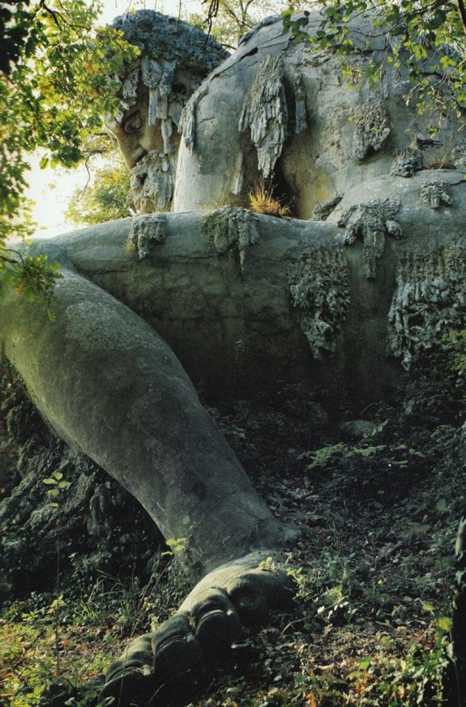 Titanul batran de 6 secole din Florenta - Poza 8