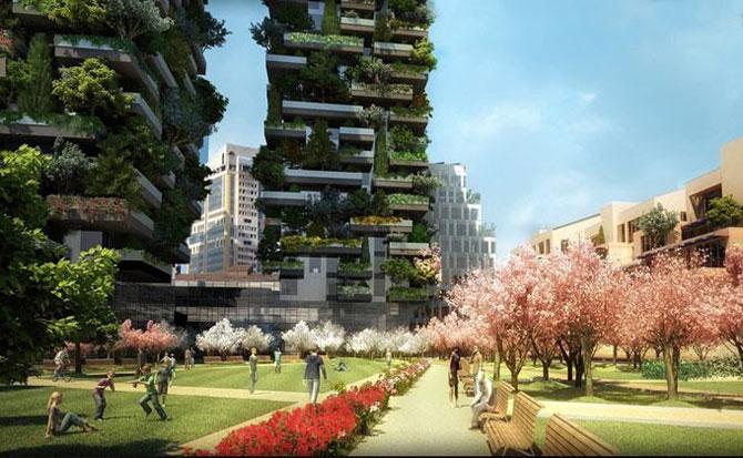 Tone de imaginatie in concepte de arhitectura - Poza 11