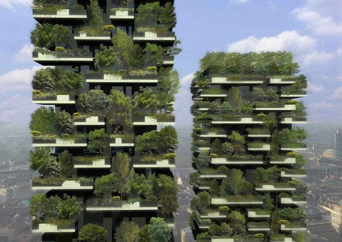 Tone de imaginatie in concepte de arhitectura - Poza 12