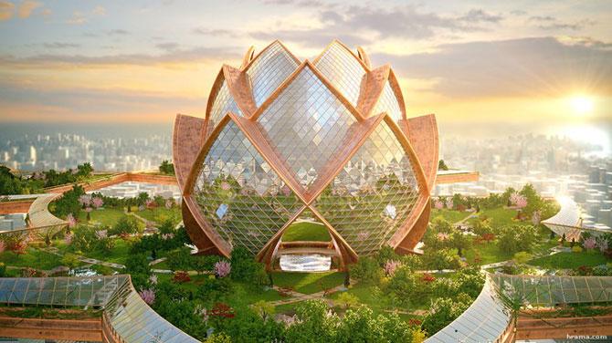 Tone de imaginatie in concepte de arhitectura - Poza 14