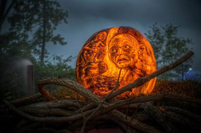 Concurs de dovleci de Halloween, in Rhode Island - Poza 3