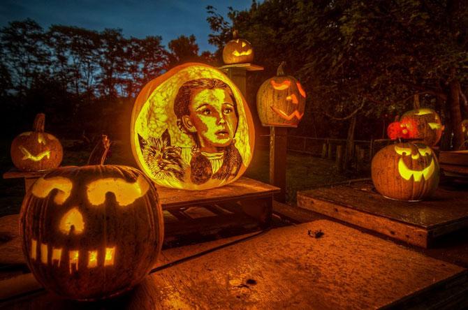 Concurs de dovleci de Halloween, in Rhode Island - Poza 4