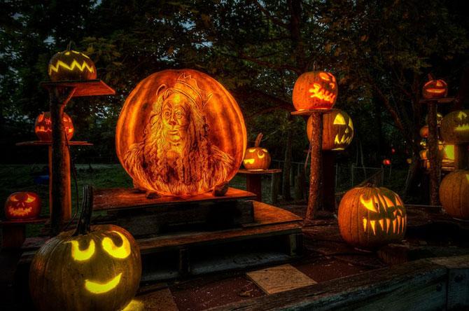 Concurs de dovleci de Halloween, in Rhode Island - Poza 5