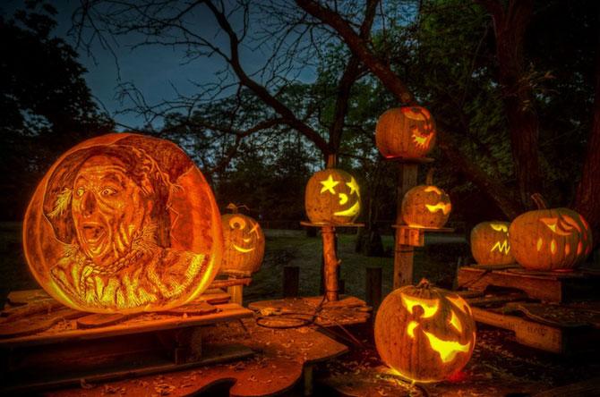 Concurs de dovleci de Halloween, in Rhode Island - Poza 6