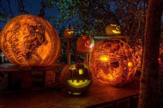 Concurs de dovleci de Halloween, in Rhode Island - Poza 7