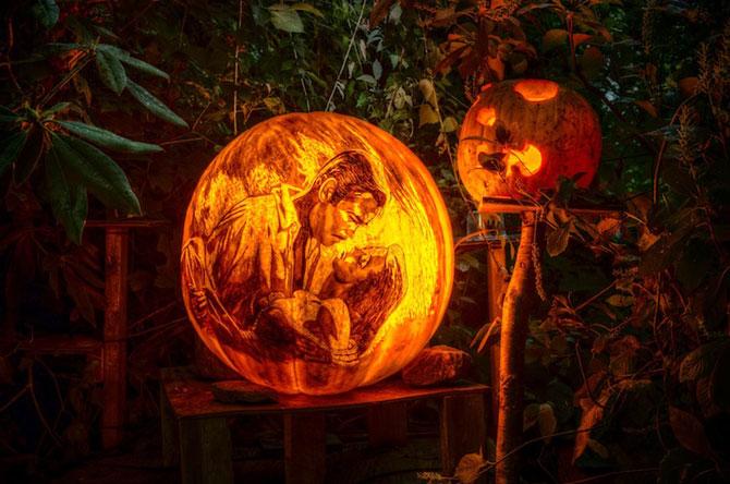 Concurs de dovleci de Halloween, in Rhode Island - Poza 8