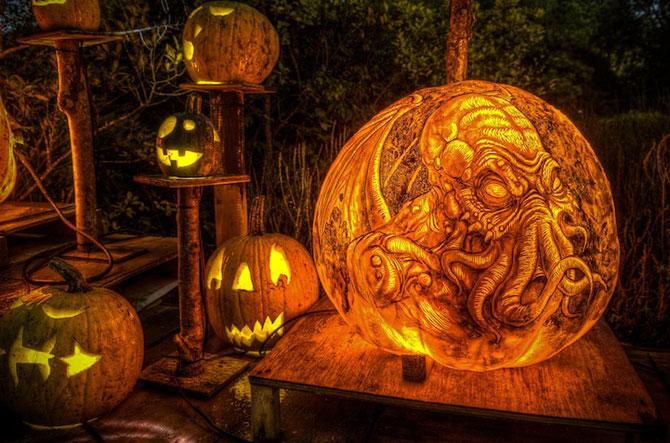 Concurs de dovleci de Halloween, in Rhode Island - Poza 10