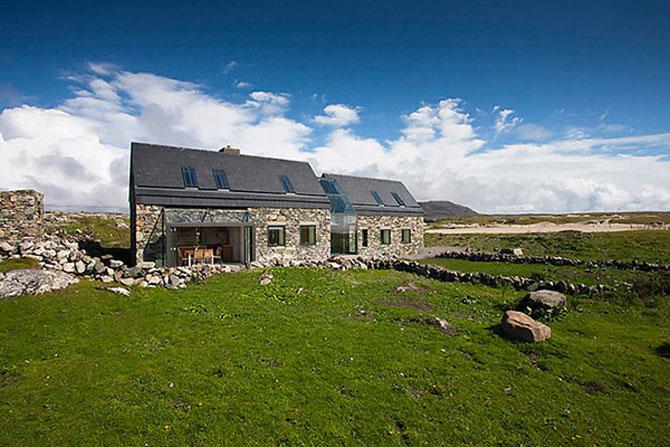 Doua casute irlandeze de piatra intr-una: Connemara Residence - Poza 2