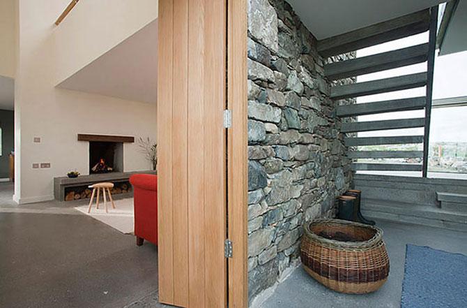 Doua casute irlandeze de piatra intr-una: Connemara Residence - Poza 7