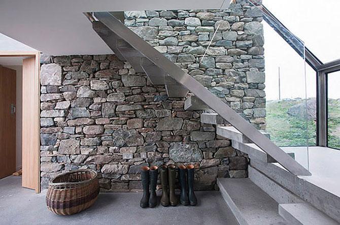 Doua casute irlandeze de piatra intr-una: Connemara Residence - Poza 8