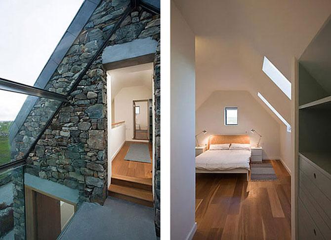 Doua casute irlandeze de piatra intr-una: Connemara Residence - Poza 9