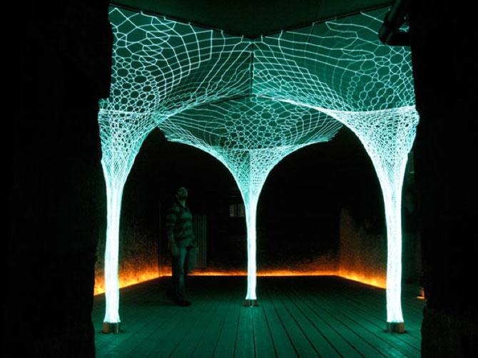 Copacul sensibil de la Muzeul de Arta Moderna, New York - Poza 3