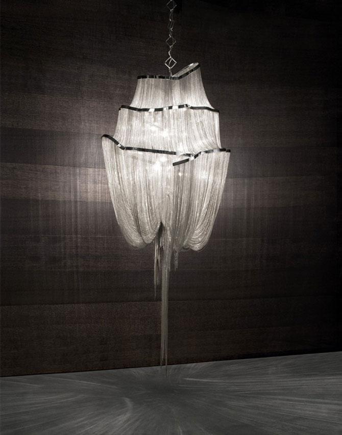 Cascade de lumina, de la Terzani - Poza 2