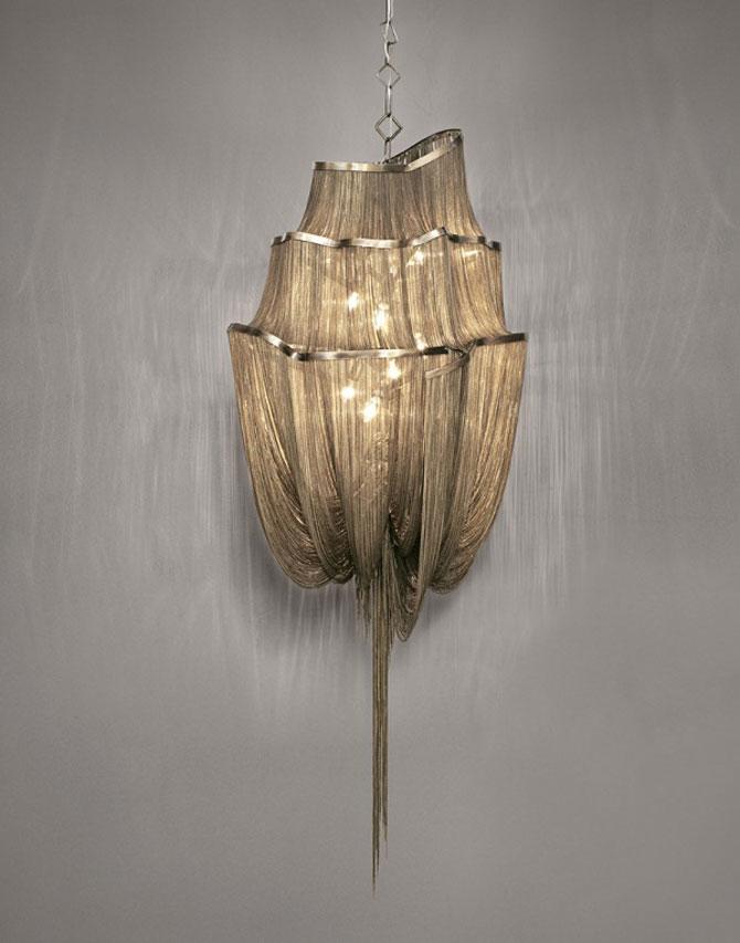 Cascade de lumina, de la Terzani - Poza 4