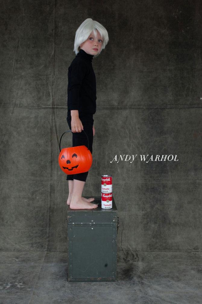 Micii artisti de Halloween - Poza 1