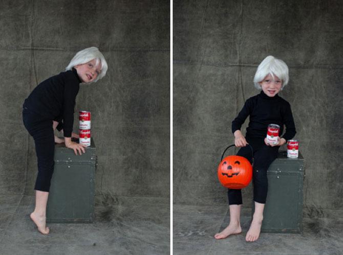 Micii artisti de Halloween - Poza 4