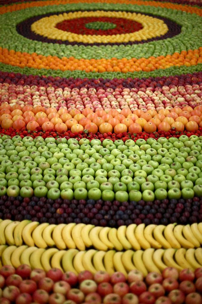 Un covor din fructe pentru Kenzo - Poza 4
