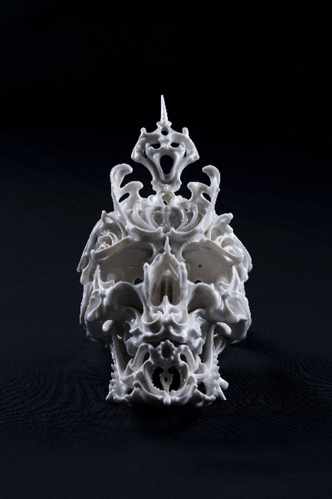 Craniile poetice ale lui Katsuyo Aoki - Poza 1