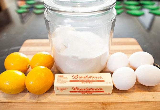 Crema de lamai-mandarine - Poza 2