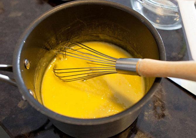 Crema de lamai-mandarine - Poza 5