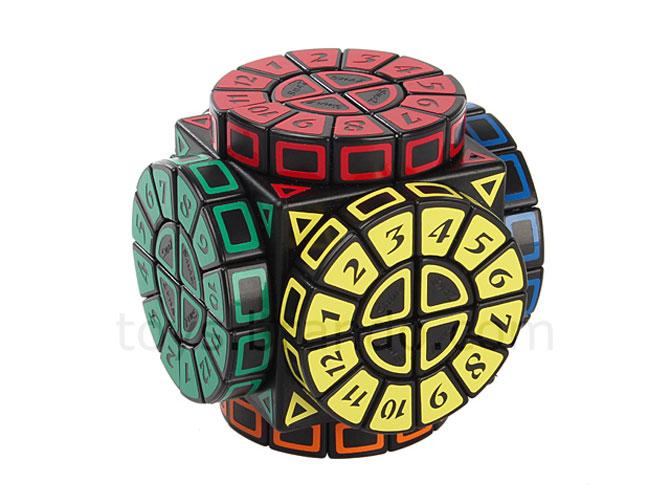 Noul cub Rubik are discuri - Poza 1