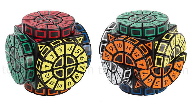 Noul cub Rubik are discuri - Poza 2