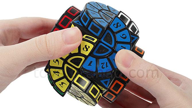 Noul cub Rubik are discuri - Poza 3