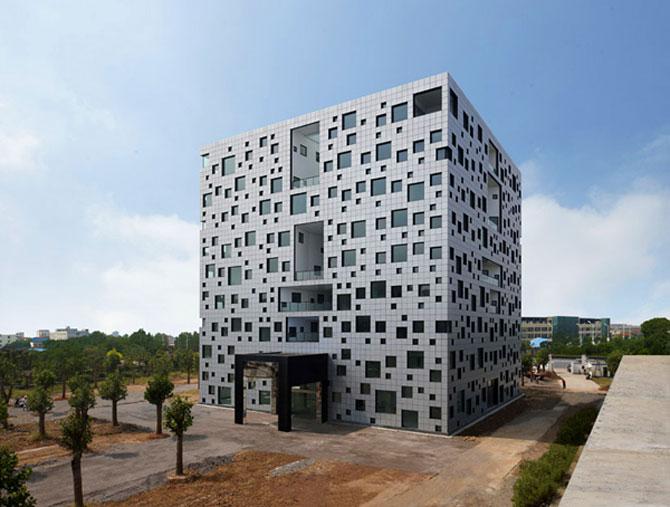 Cubul si tubul din China, concepute de japonezi - Poza 1