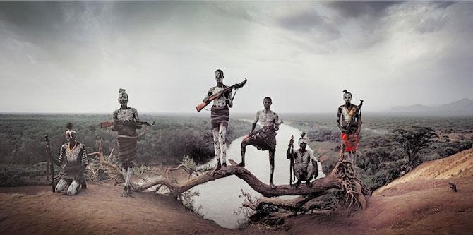 Oameni pe cale de disparitie, de Jimmy Nelson - Poza 3