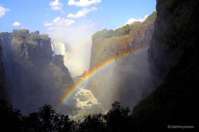 Curcubee la Cascada Victoria - Poza 5