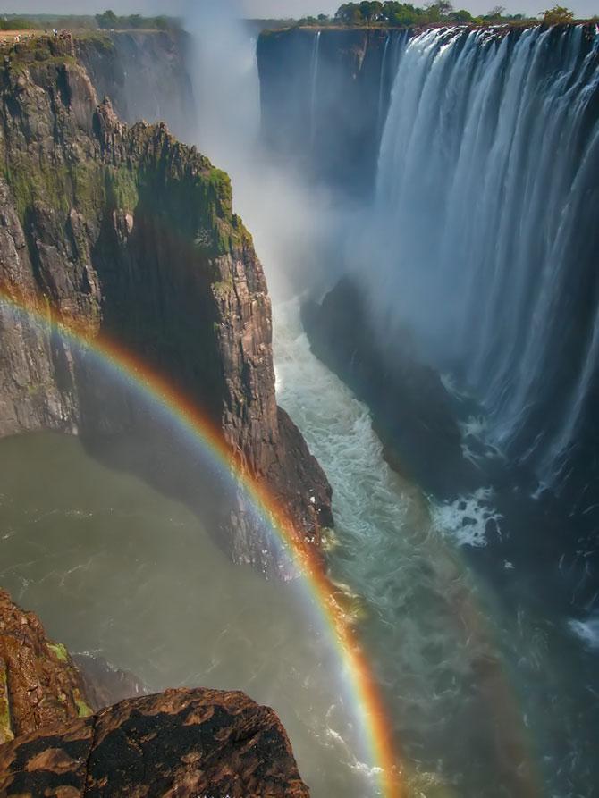 Curcubee la Cascada Victoria - Poza 7