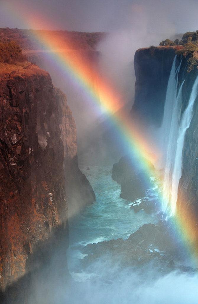 Curcubee la Cascada Victoria - Poza 8