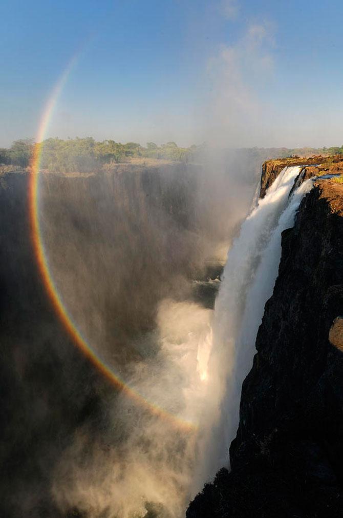 Curcubee la Cascada Victoria - Poza 9