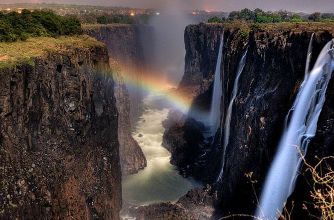 Curcubee la Cascada Victoria - Poza 10