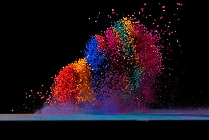 Culorile lui Fabian Oefner danseaza - Poza 1