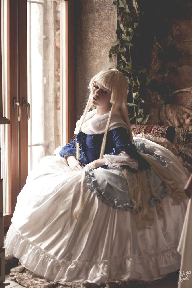 Portrete cu povesti, de Darya Suvorova - Poza 19