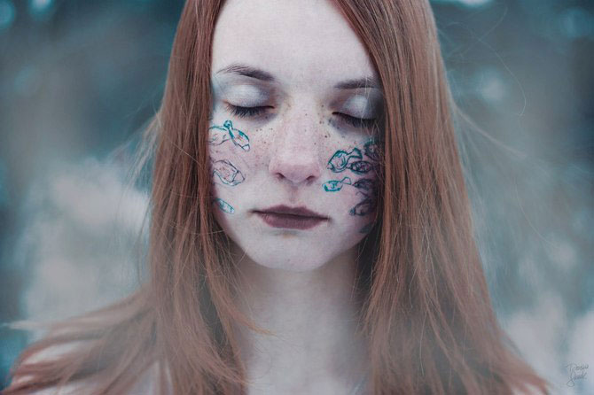 Portrete cu povesti, de Darya Suvorova - Poza 22